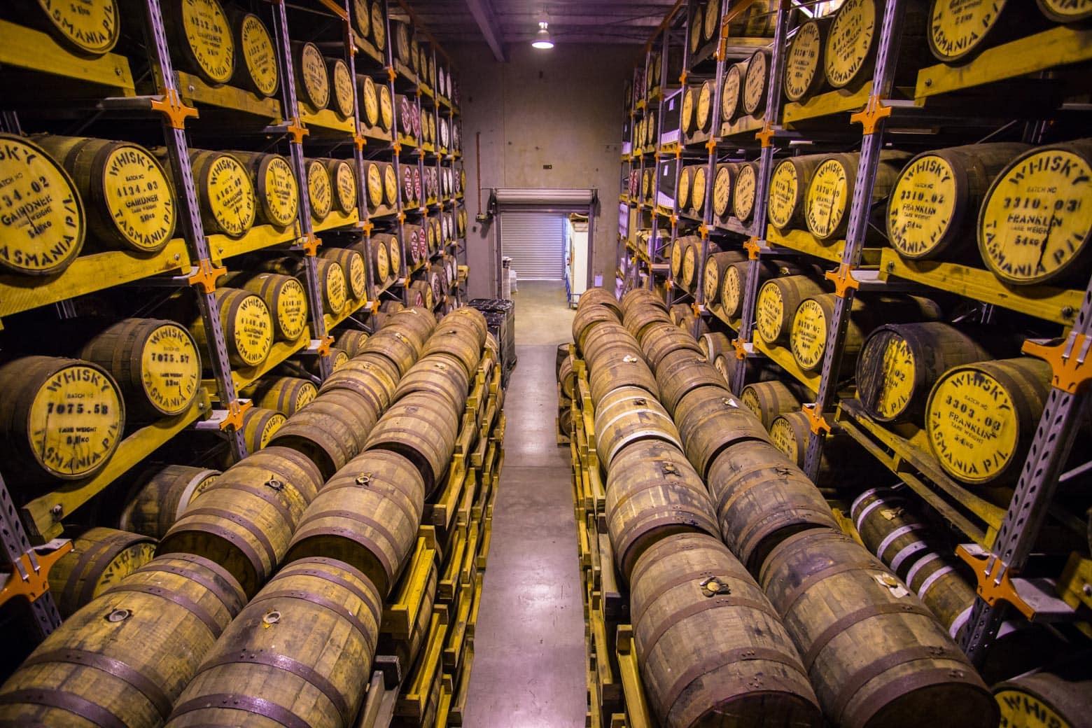 Visit Hellyers Road Distillery on your Lap of Tasmania road trip