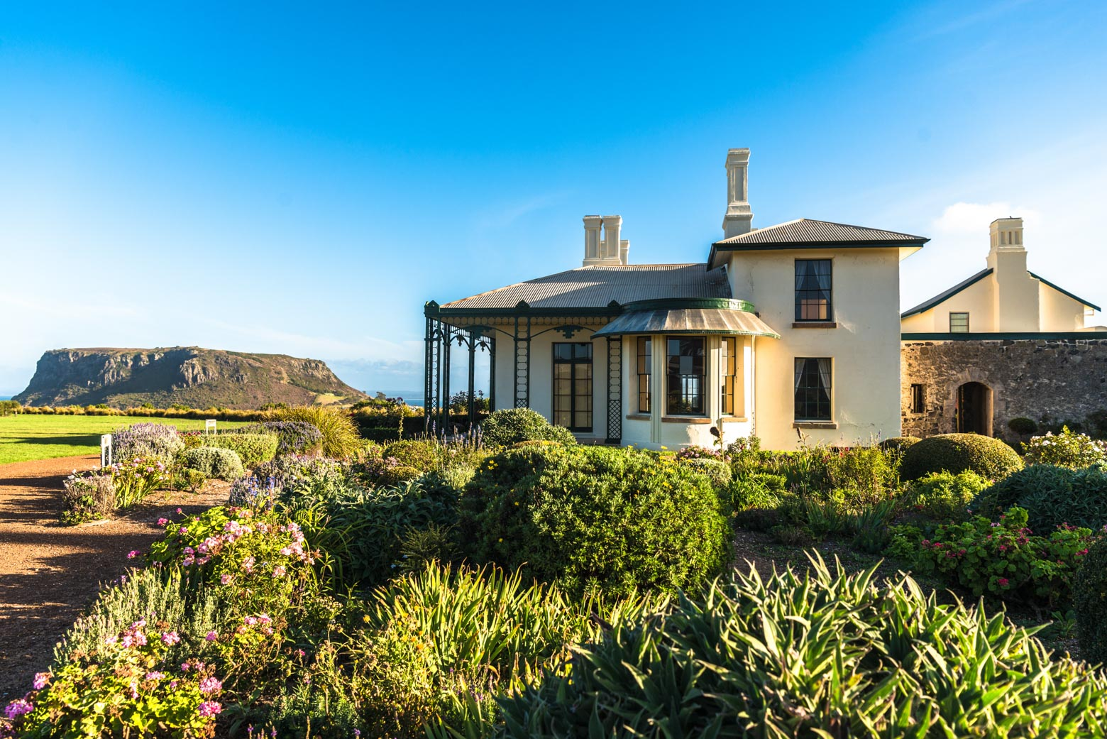 See Highfield House on your Lap of Tasmania road trip