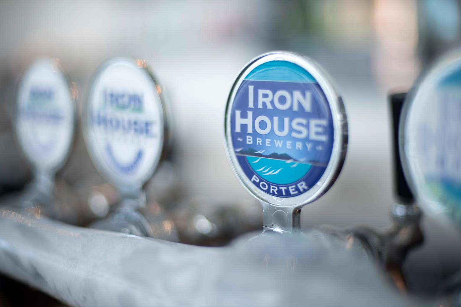 Try the beers at Ironhouse Brewery on your Lap of Tasmania road trip