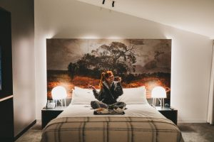 Luxury Hobart accommodation at MACq01 on your Lap of Tasmania road trip