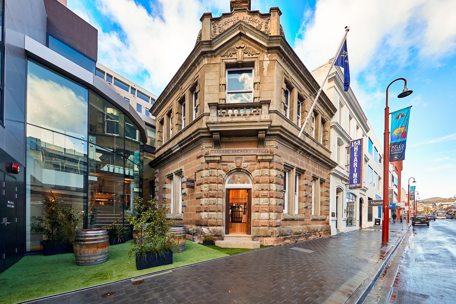 Stay at the RACV/RACT Hobart Apartment Hotel on your Lap of Tasmania road trip
