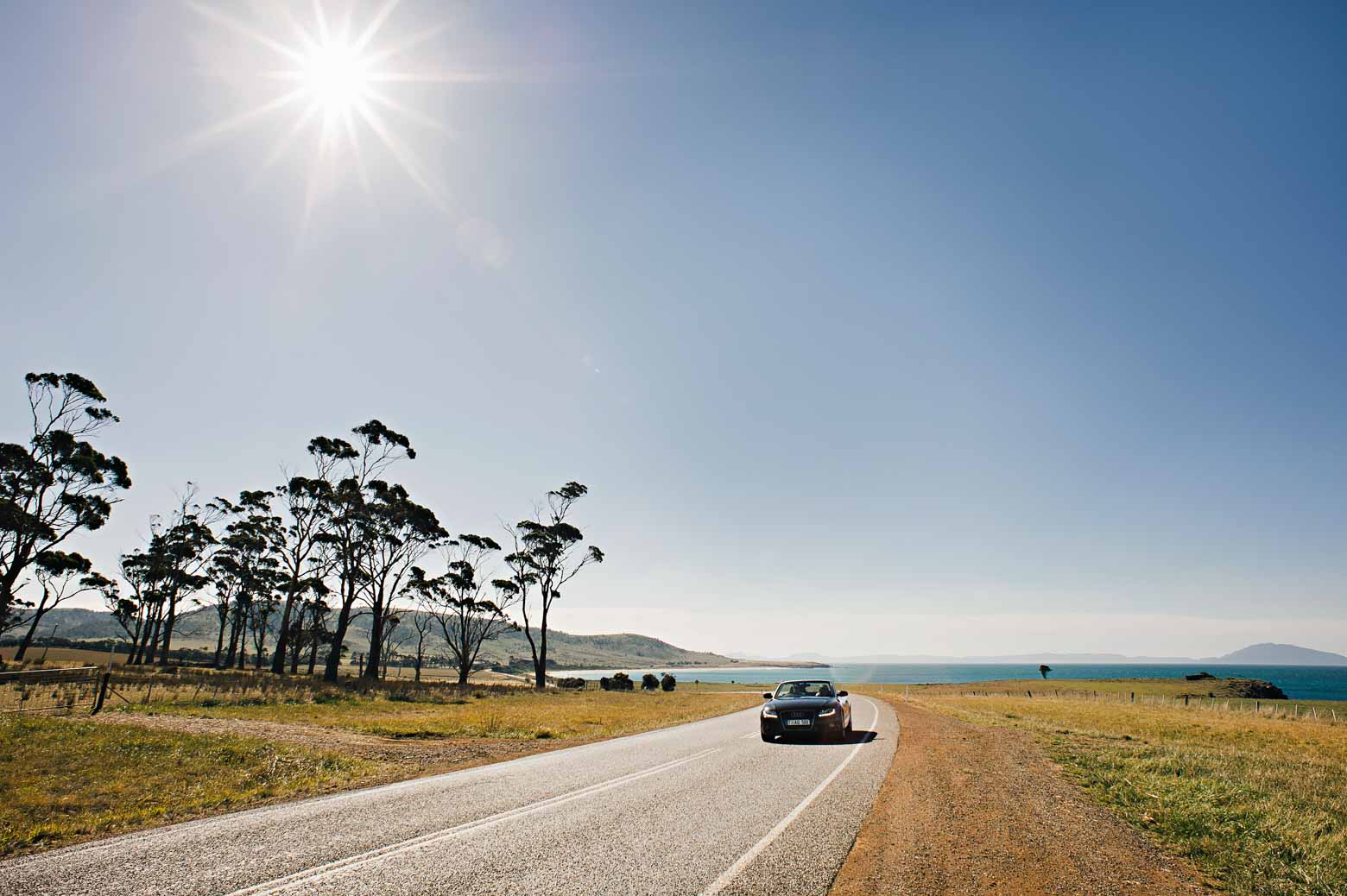 A Lap of Tasmania road trip down the East Coast of Tasmania