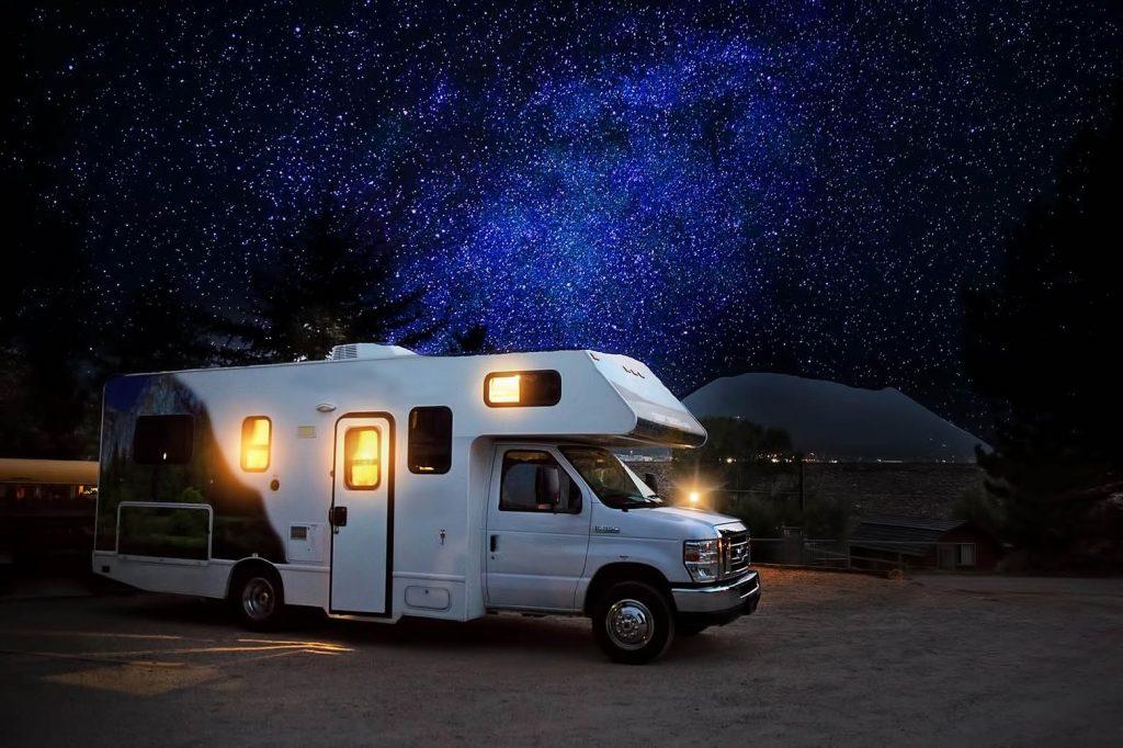 Tasmania Campervan hire option on your on your Lap of Tasmania road trip