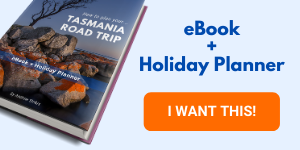 Tasmania Road Trip eBook