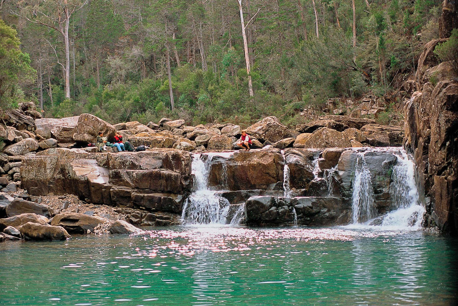 Apsley River Waterhole - Tasmania itinerary (7 days)