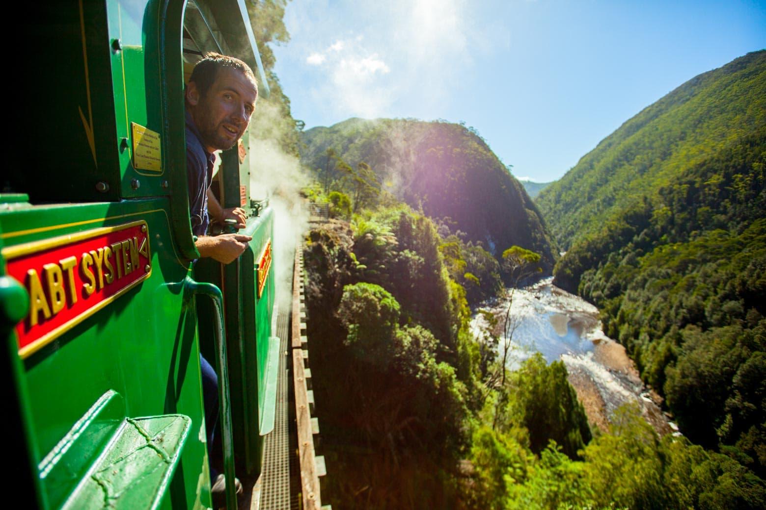 West Coast Wilderness Railway - Tasmania itinerary (7 days)