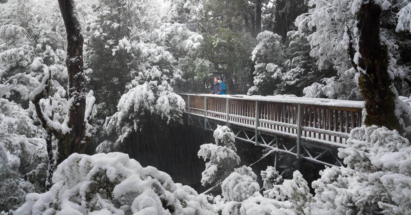 7 Best Places To See Snow In Tasmania Snow Joke