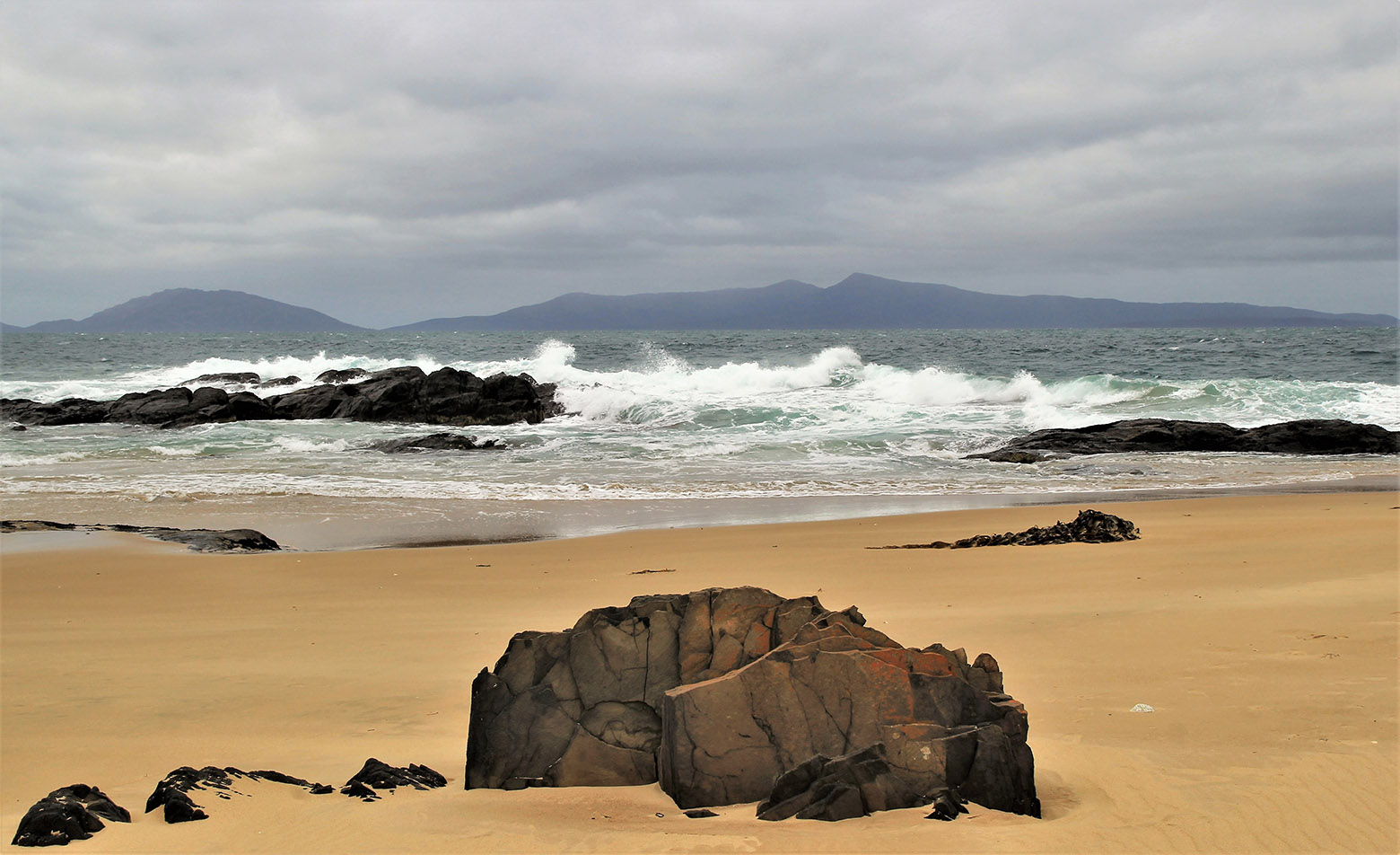 Tasmania Beaches - Best Beaches in Tasmania - Spiky Beach - Kerry Hulm