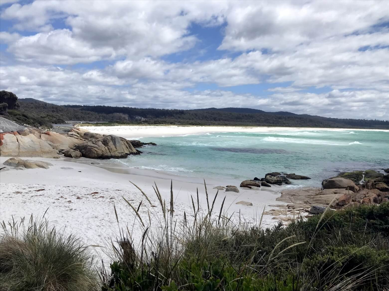 Taylor's Beach (Bay of Fires)
