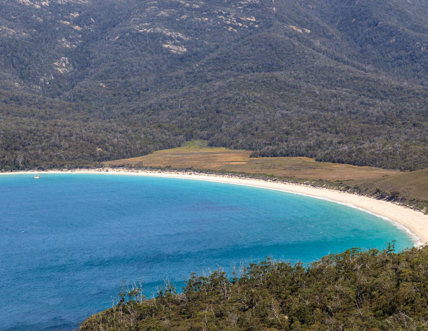 Wineglass Bay (Freycinet NP)