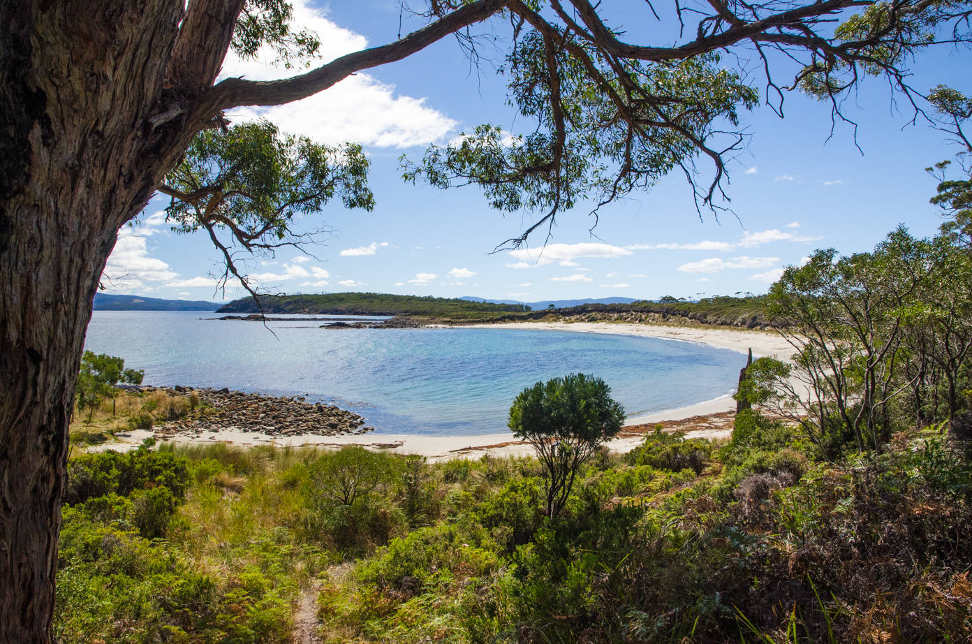 Bruny Island is one of Tasmania's most photogenic locations
