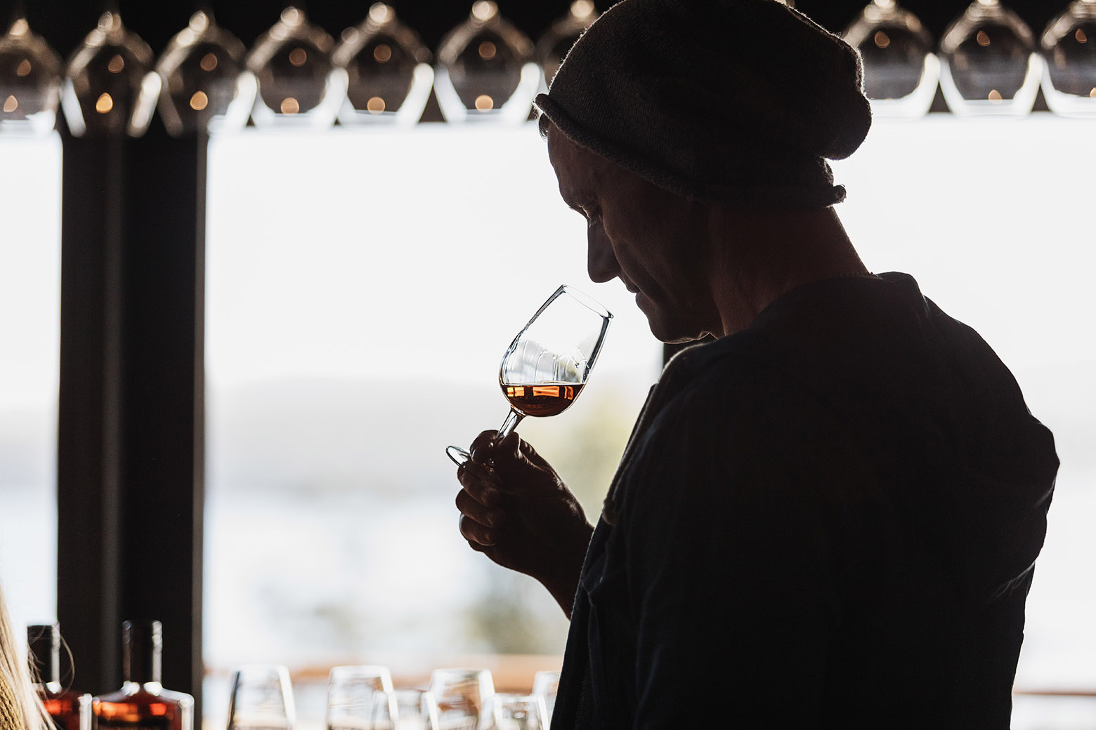 Taste whisky on Bruny Island Tours from Hobart