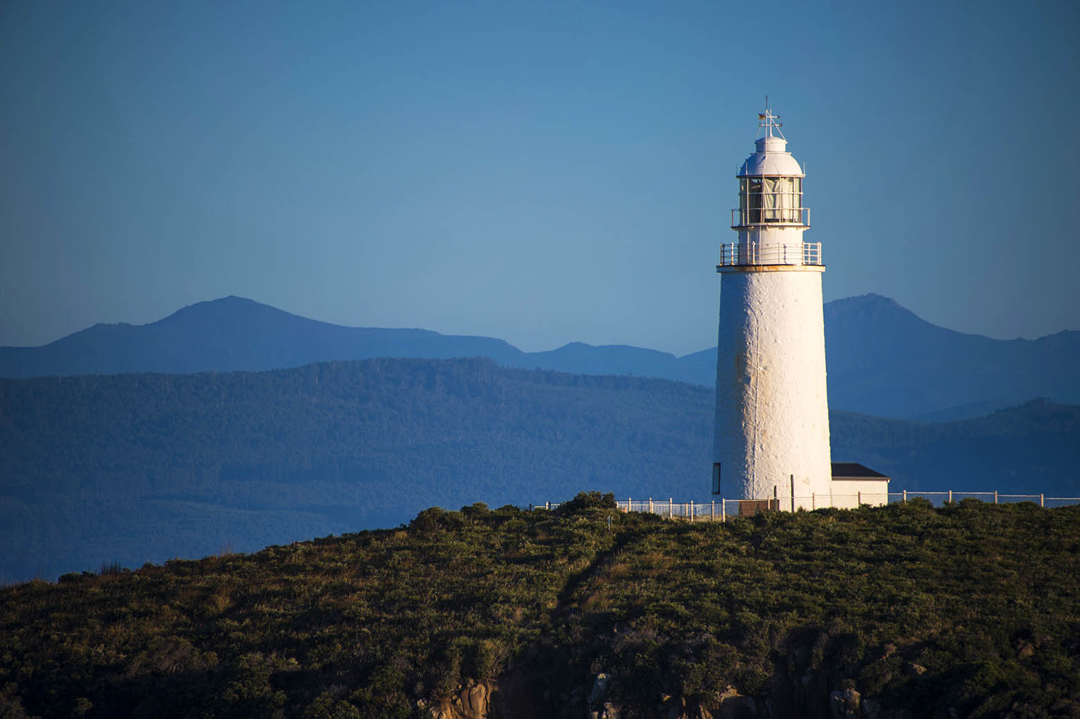 Visit Bruny Island Lighthouse on Bruny Island Tours from Hobart