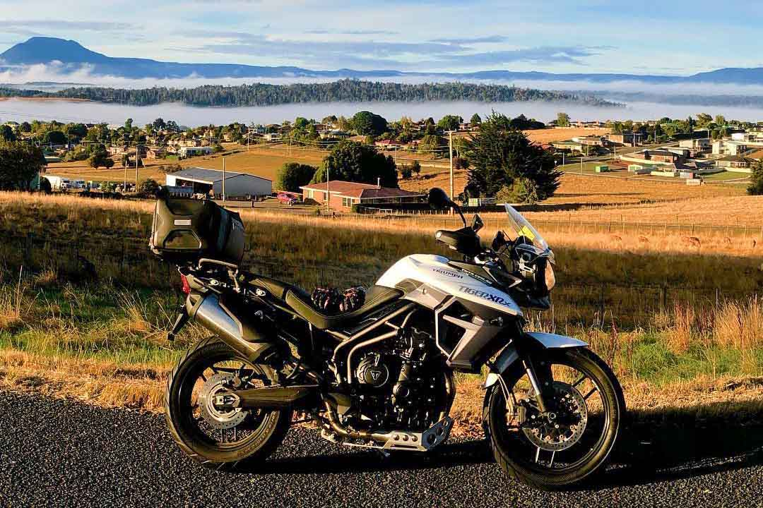 Tasmanian Motorcycle Tours and Rentals