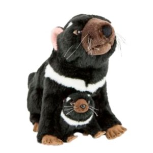 Tasmanian Devil Plush Toy