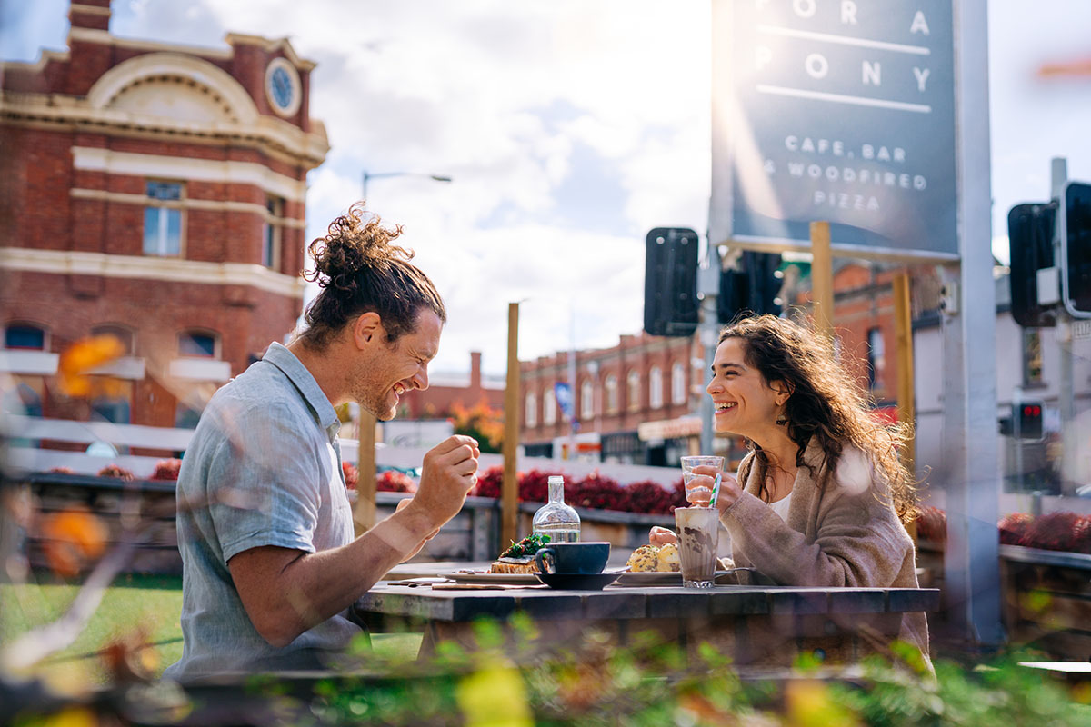 Hobart Cafe Culture