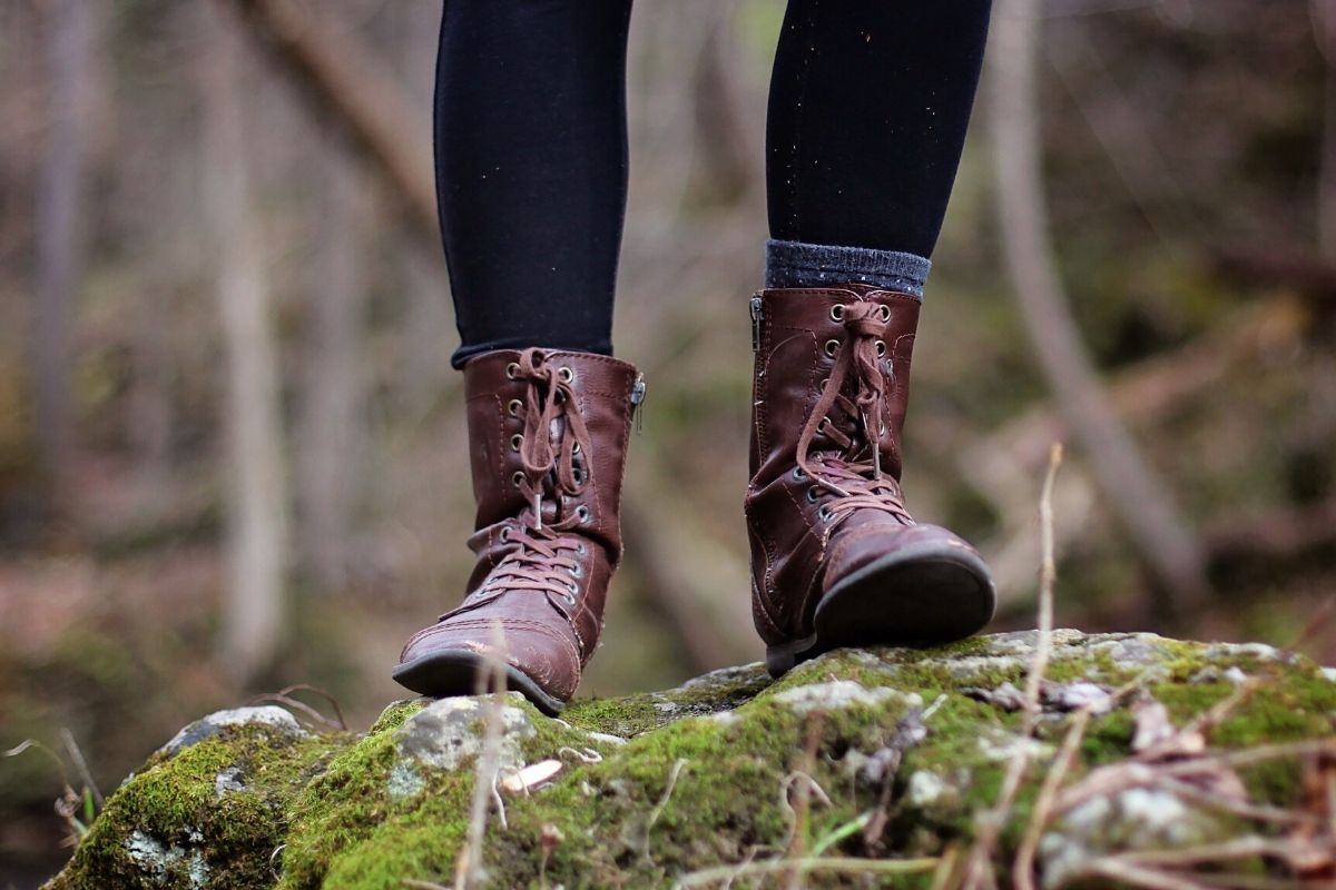 What to wear in Tasmania - shoes and boots