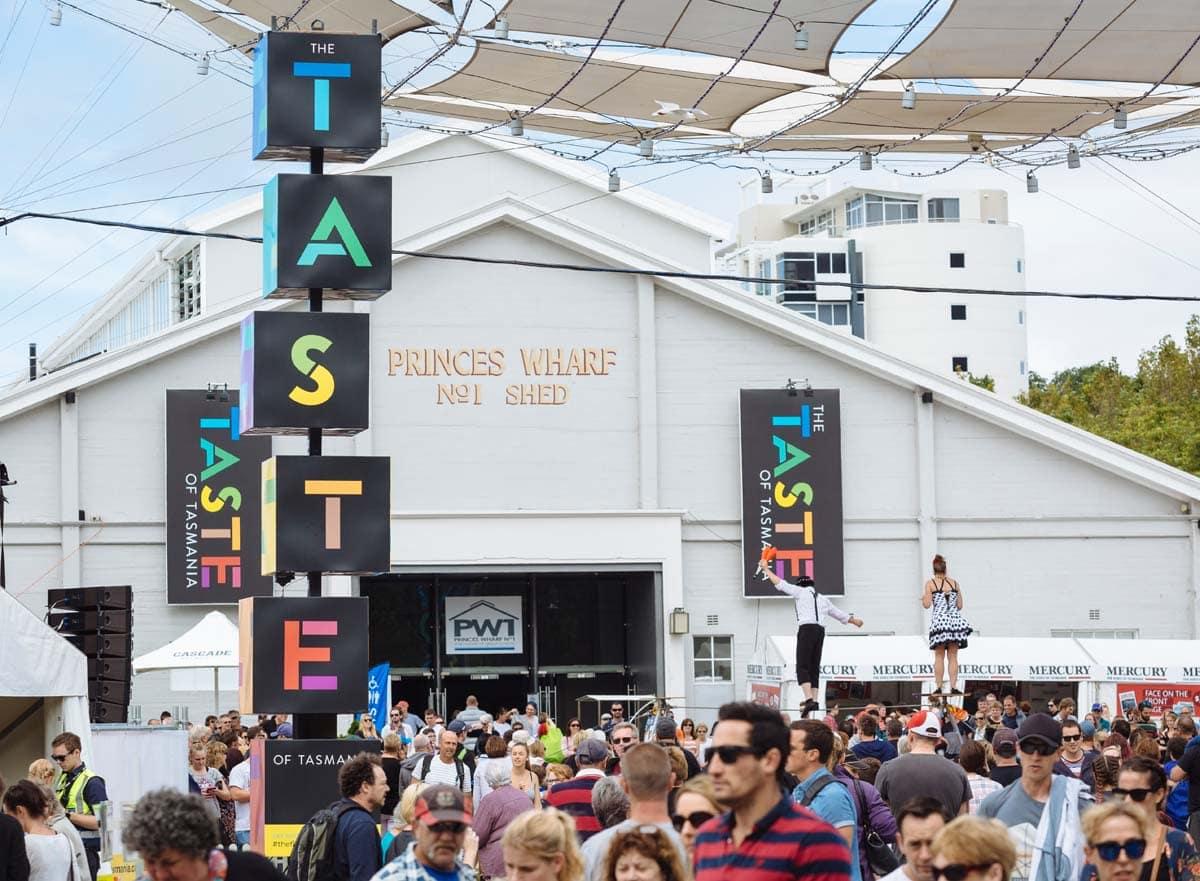 Taste of Tasmania