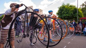 National Penny Farthing Championships and Evandale Village Fair