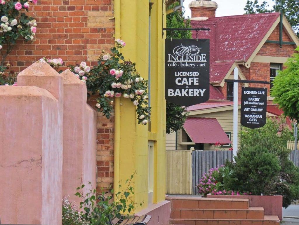 Ingleside Bakery Cafe Evandale