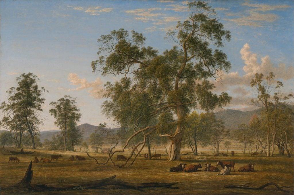 John Glover - Patterdale, Tasmania