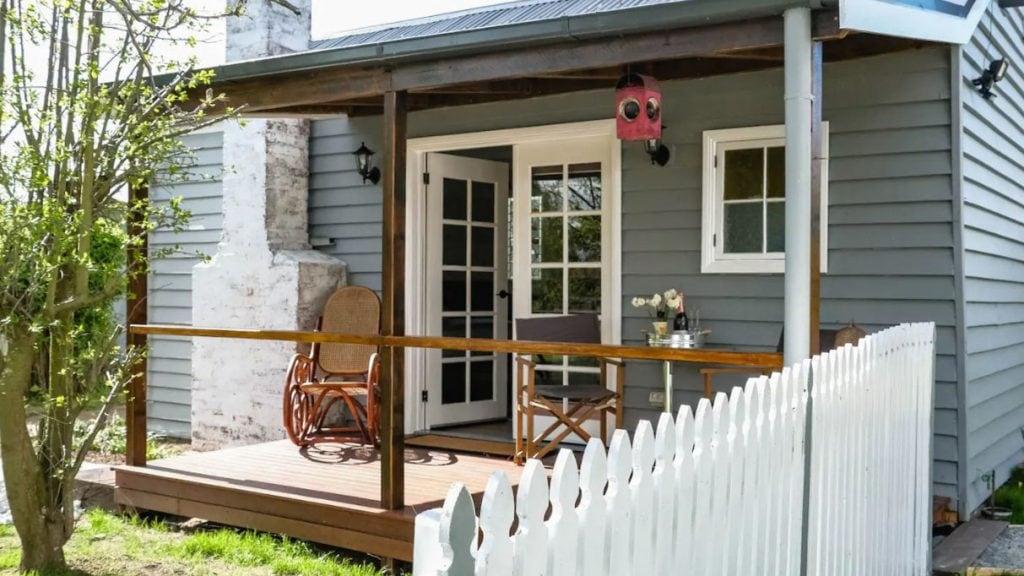 Peg Cottage - Evandale