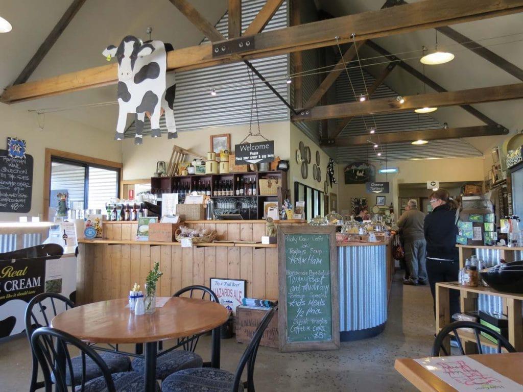 Pyengana Dairy Company Farmgate Cafe