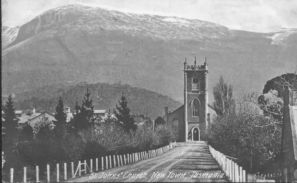 St Johns Church - New Town