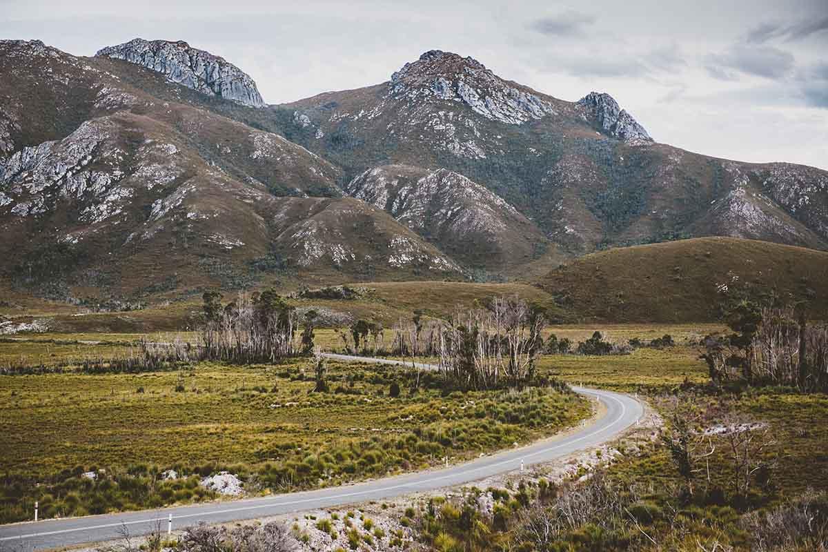 Sentinel ranges Tasmania - Car hire