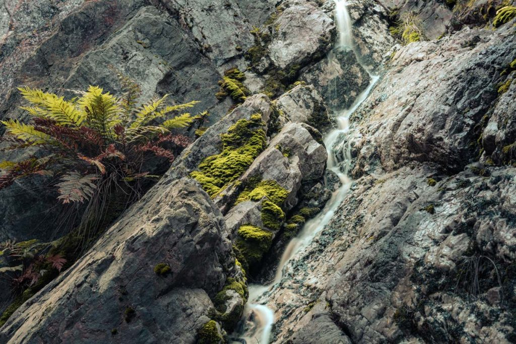 Doone Falls - Rocky Cape National Park