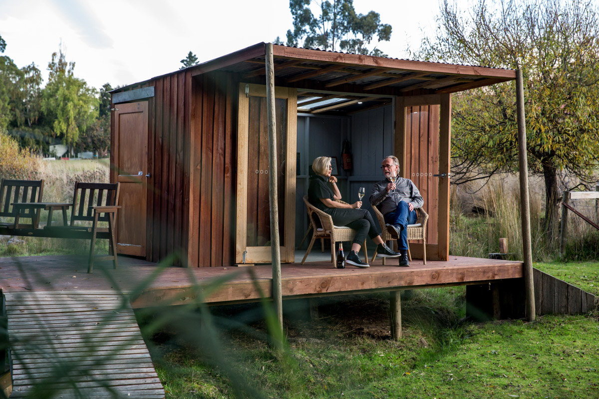 Ashdowns of Dover Bed and Breakfast Tasmania - Hideout by the River