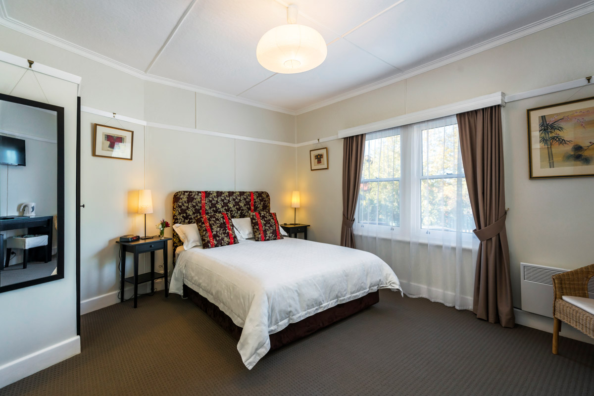Ashdowns of Dover Bed and Breakfast Tasmania - Ashdowns Superior Queen Room