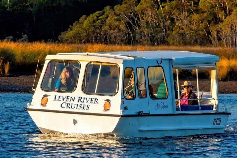 Leven River Cruises Tasmania