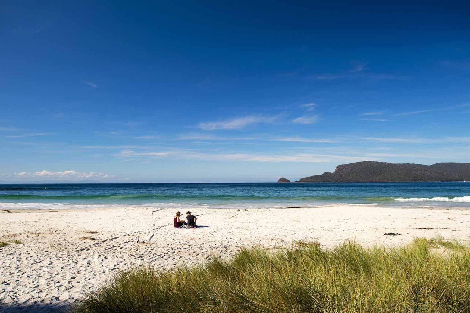 See Adeventure Bay on Bruny Island Tours from Hobart