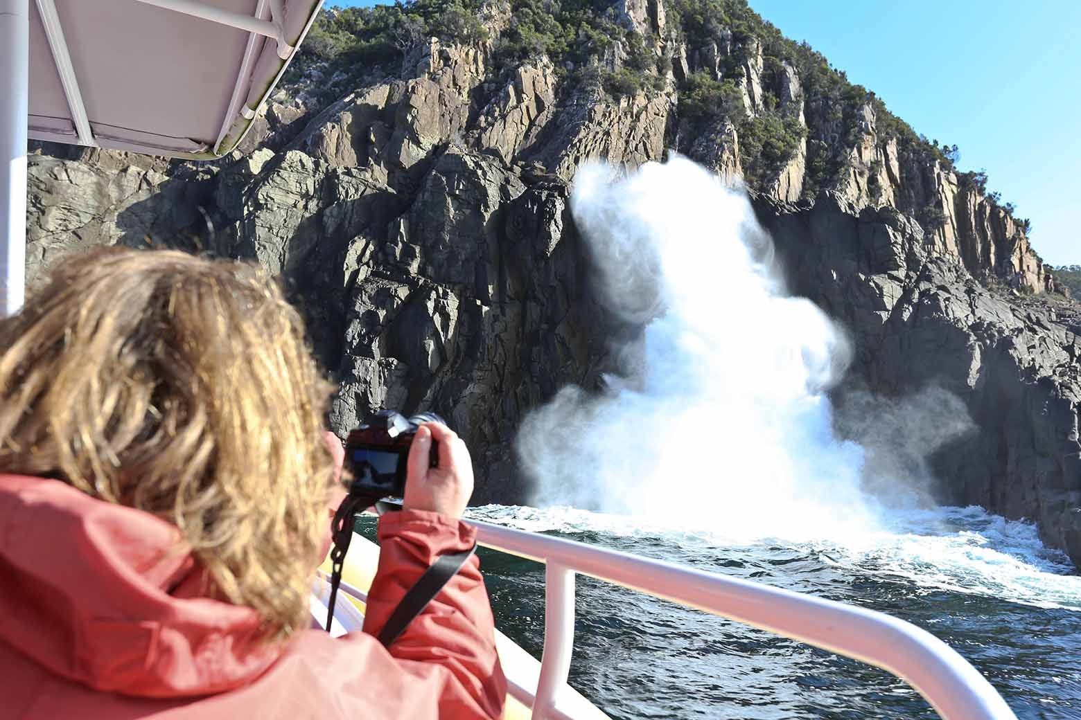 See coastal sights on Bruny Island Tours from Hobart